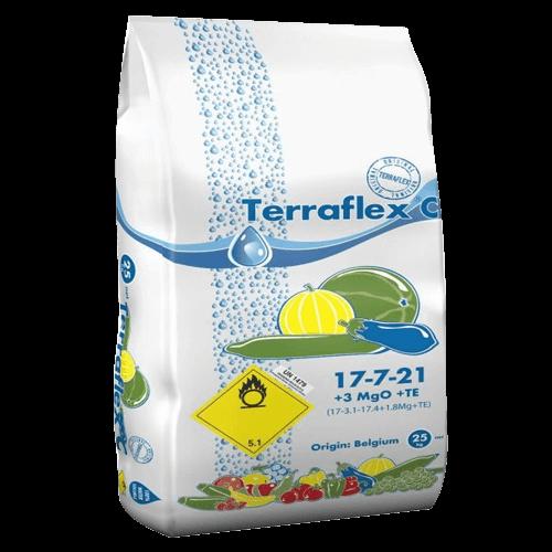 Удобрения Террафлекс С – для огурцов, кабачков