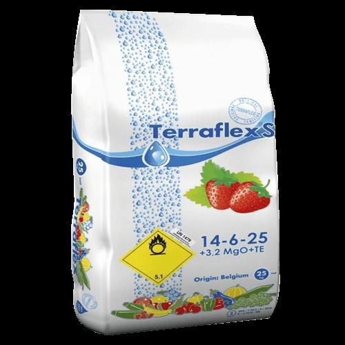 Удобрения Террафлекс S – для ягодных культур