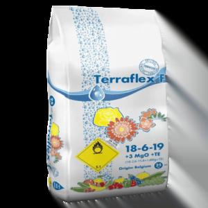 Удобрения Террафлекс F – для цветочных культур