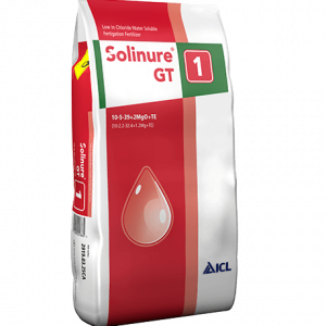 NPK удобрение Solinure GT 1, 10-5-39 + 2МgО + ME