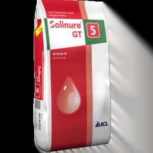 NPK удобрение Solinure GT 5, 20-20-20 + МЕ