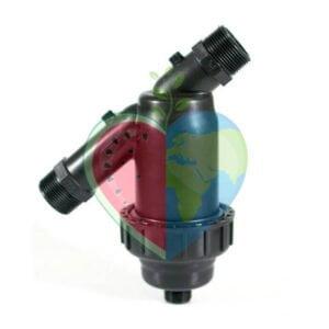 Ручной фильтр диск 1 1/2″ до 10 м3/ч, Irritec