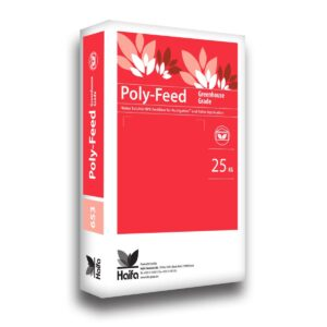 NPK удобрение Poly-Feed™ GG 12-5-40 + 2MgО + МЕ