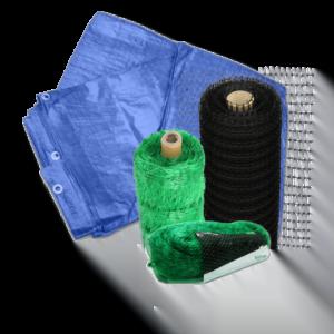 Тенты и сетки