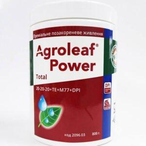 Минеральное удобрение Agroleaf Power Total (универсальный) 20-20-20 +МЕ, 800 г