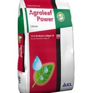 Минеральное удобрение Agroleaf Power Calcium 11-5-19 + 9CaO + 2,5MgO + ME, 15 кг