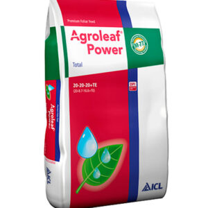 Минеральное удобрение Agroleaf Power Total (универсальный) 20-20-20 +МЕ, 15 кг