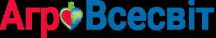 Полное лого сине чорное